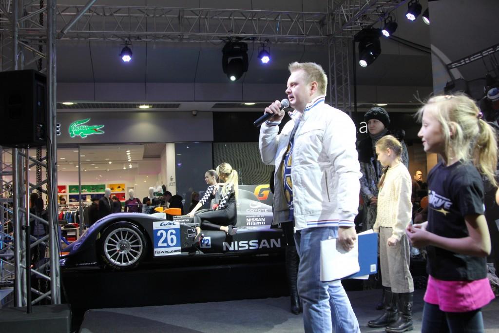 Челябинск, ГазпромНефть G-Drive - Андрианов Алексей - Ведущий Мероприятия