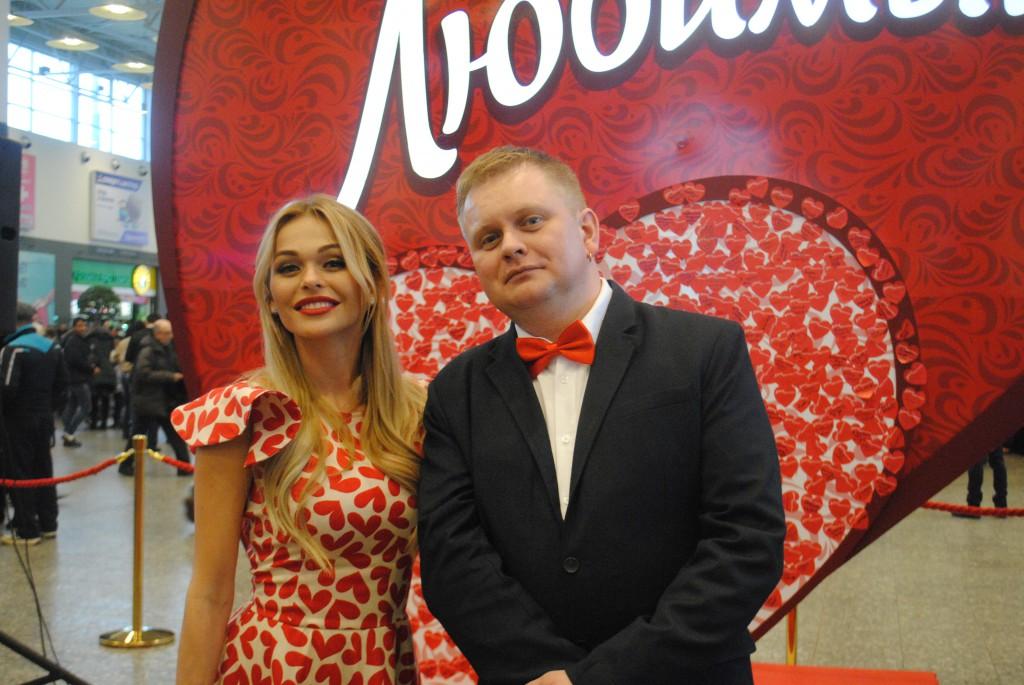 Андрианов Алексей Ведущий Корпоративов Москва
